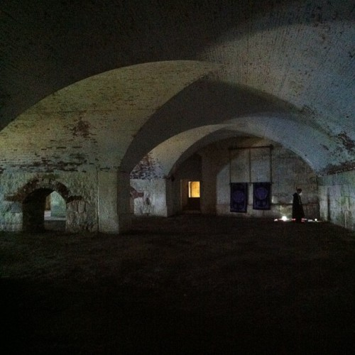 Fort warren - George's island (Taken with Instagram)