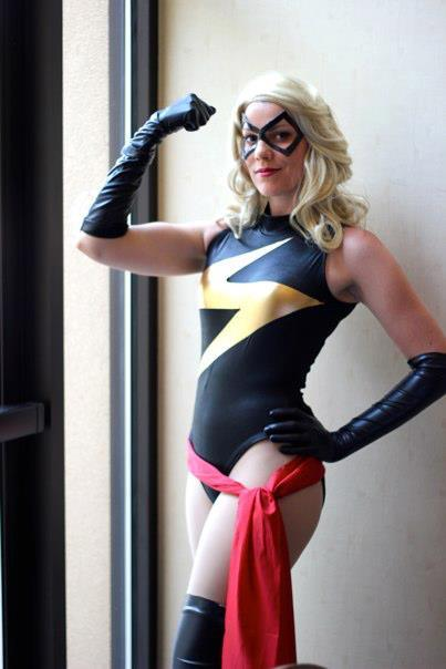 gillykins:  So I made a Ms. Marvel costume…
