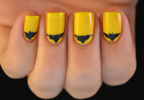blognailedit:  Batmanicure  EDIT: 7/20 Please take a moment of silence to pay respects to those lost in the shooting that took place in Aurora (~30 miles away from Boulder) last night during one of the premieres. A man entered a theater and released a tear gas canister into the auditorium, then began shooting. As of this morning, 12 have been reported dead and many others have been left injured. Read more at MSNBC. If you would like to offer donations to those affected, please visit the American Red Cross Mile High Chapter to offer aid in light of this disaster. My thoughts are with those families today.