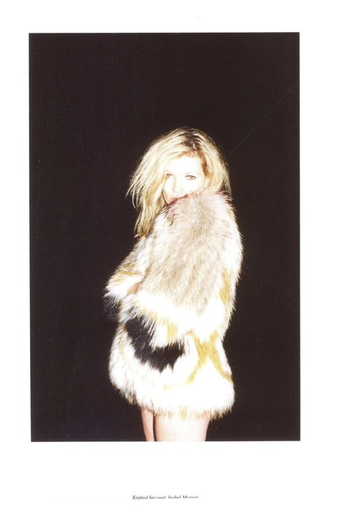 stefanieneves:  Kate Moss photographed by Juergen Teller