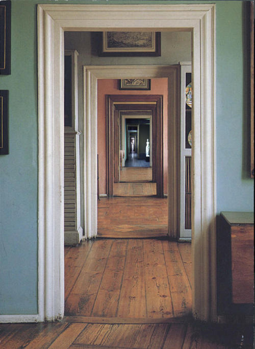 altrus:  Goether's Hall, 1998, Barbara Bloom.