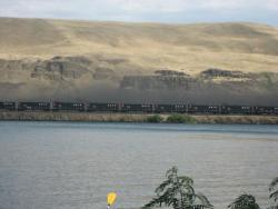 "Plans are in motion to export 170 million tons of coal annually from Wyoming and Montana to Asia, using railroads and waters in Cascadia to do it.Here is a brief overview of the export terminals proposed for construction in Washington and Oregon, including the estimated number of jobs to be made available, the number of trains running daily, and the current status of each project. To the multinational corporations pushing for more coal exports (including Kinder Morgan, Peabody Energy, SSA Marine, Ambre Energy, Arch Coal, BNSF Railway, and Union Pacific), the proposed construction of 6 export terminals in Washington and Oregon and concomitant upgrades to railroads in the region would mean profiting from Asia's increasing demand for coal. To Paul Lumley, a citizen of the Yakama Nation tribe and executive director of the Columbia River Inter-Tribal Fish Commission, the construction of Ambre Energy's proposed Morrow Pacific Project would mean the permanent destruction of tribal fishing sites that he has frequented all his life. To mint farmer Mike Seely, it would mean the end of his family's farm in Clatskanie, Oregon. To Sloan Nelson, a city councilman and business owner in Rainier, Oregon, the 1,400 railroad cars that would run every day to Kinder Morgan's proposed Port Westward Project would mean a decline in the local economy, one, he says, the town can't afford. According to data compiled by Coal Train Facts, a non-profit organization based in Bellingham, Washington, increased coal shipments through Whatcom County to SSA Marine's proposed Gateway Pacific Terminal would negatively affect public health, marine life, property values, as well as jobs and local business in the area. A report by the grassroots organization Communitywise Bellingham states that an export terminal in Whatcom County could put other economic growths at risk, resulting in a net loss of jobs.    Additionally, The Western Organization of Resource Councils recently published a study claiming that railroad traffic would increase by tenfold in order to get coal to the coast, tying up rail lines and requiring taxpayers to fund infrastructure, such as overpasses, in order to mitigate congestion. Such an increase in rail traffic would be significant considering that ""a 2007 national freight rail study put the [Columbia River] gorge, Portland-Vancouver and Puget Sound in the top 3 percent of congested lines."" View the possible coal train routes and export terminals here.Watch this video to see what it's like to live near passing coal trains. The following groups and are mobilizing for action on this issue.Power Past Coal (All Cascadia)          Community Alliance Against Coal (Portland)Coal Export Action (Montana)   Answer Oregon Public Broadcasting's call for information on how the proposed coal terminals might affect you here. Image courtesy of Julie Coop. View more images of the coal train she photographed in the Columbia River Gorge National Scenic Area here."