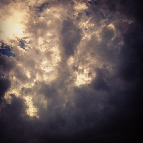 nightclubjitters:  #sky #brighton #allston #clouds (Taken with Instagram)