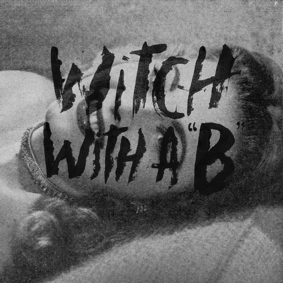 WITCH WITH A B don't swear Don't be a bitch in my Society6 shop. (via SHE TOTALLY WAS THIS « Josh LaFayette)