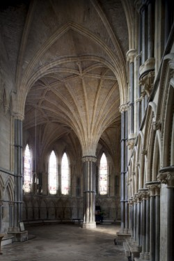 evocativesynthesis:  Lincoln Cathedral