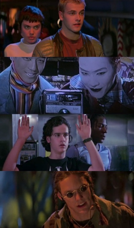 moviesinframes:  Hackers, 1995 (dir. Iain Softley)By theamazingariel