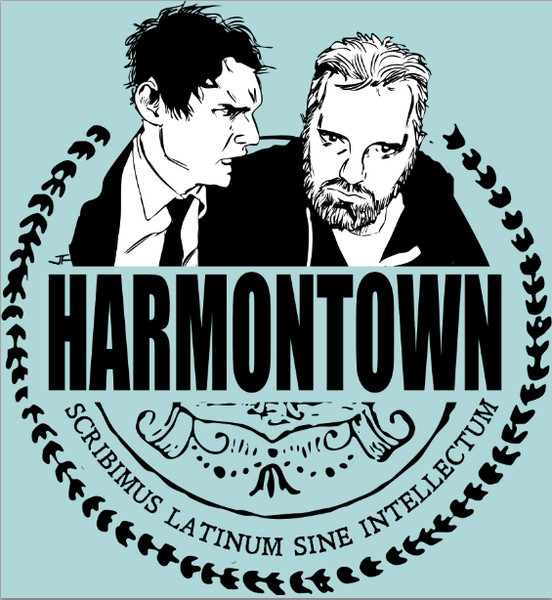 "NEW   The Harmontown Podcast episode 2 is out NOW! Click the picture to download!  ""The Inception Of Relationships""  While Jeff Davis works abroad, Guest Comptroller  Erin McGathy (""This Feels Terrible"")  joins Mayor Harmon for an in depth look at overrated masterpieces, passive aggressive text messages and how to destroy someone else's relationship on stage.  Subscribe on iTunes, reblog, tweet, facebook, share and come to L.A and see Harmontown live at Nerdmelt, every Monday night!  cheers, producer dustin"