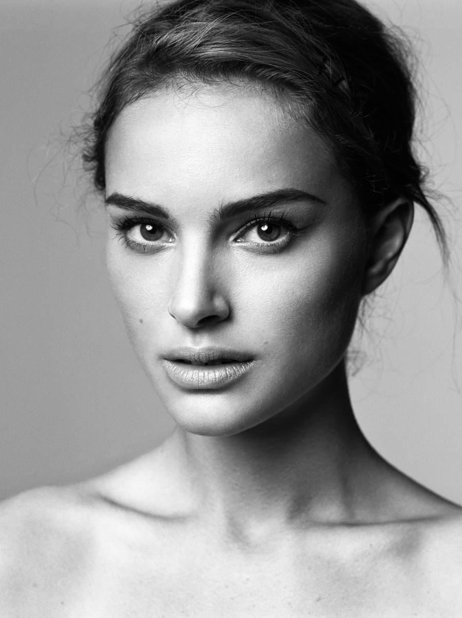 bohemea:  Natalie Portman by Mark Abrahams