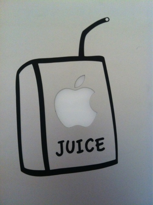 this is adorable, i want this decal for my mac.