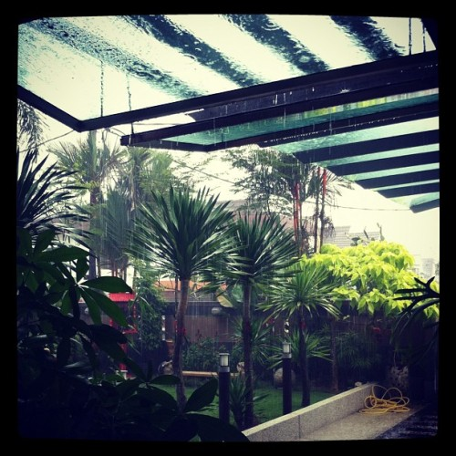My favourite kind of day..  (Taken with Instagram)