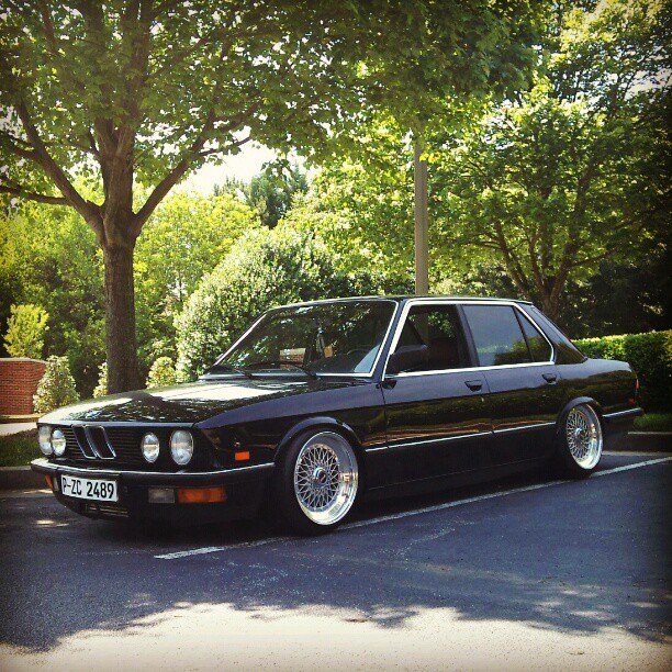 My dad's car. I miss it ):