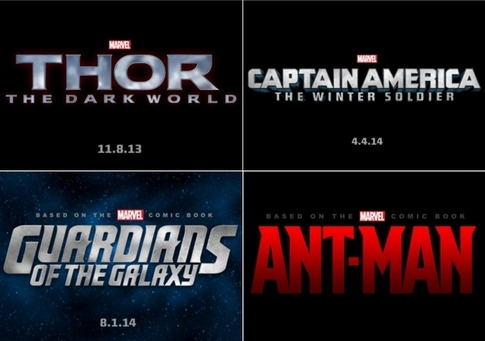 Mostly excited for the bottom 2. And falcon in captian america.