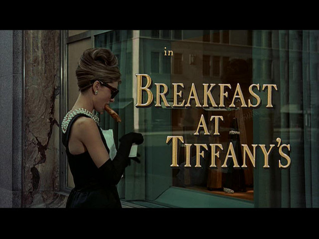 "dddmagazine:  Film Movie Still: ""Breakfast at Tiffany's""."