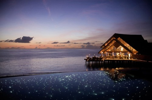 faireletrajet:  The Luxury Dhigu Resort, Maldives