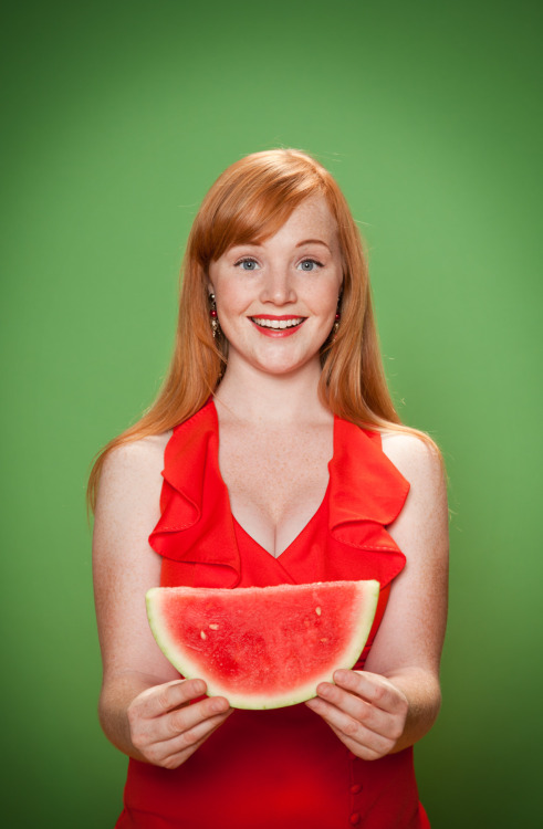 laurenlemon:  Melon? My sister, Caitlin Randolph shot at The Forge - June 2012 ©Lauren Randolph