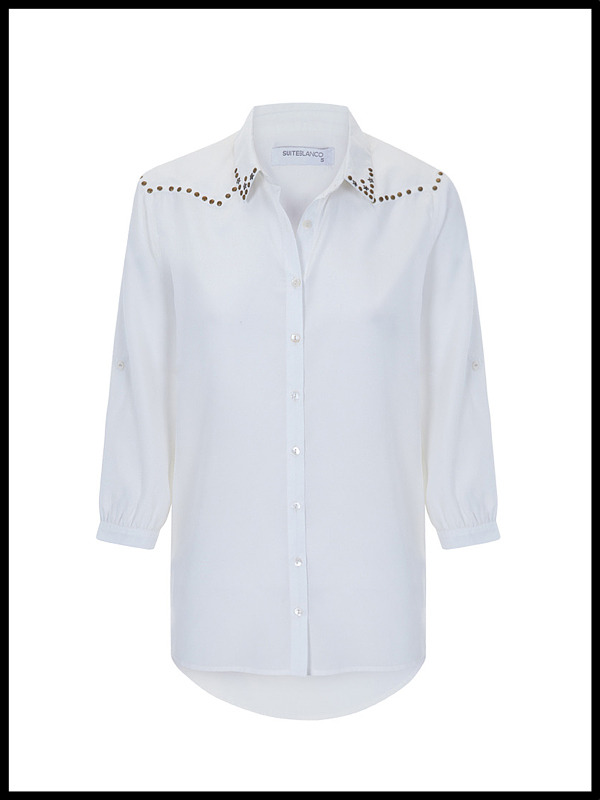 Shop Now Blanco.com: Camisa. (SUITEBLANCO New Collection Fall Winter 2012).