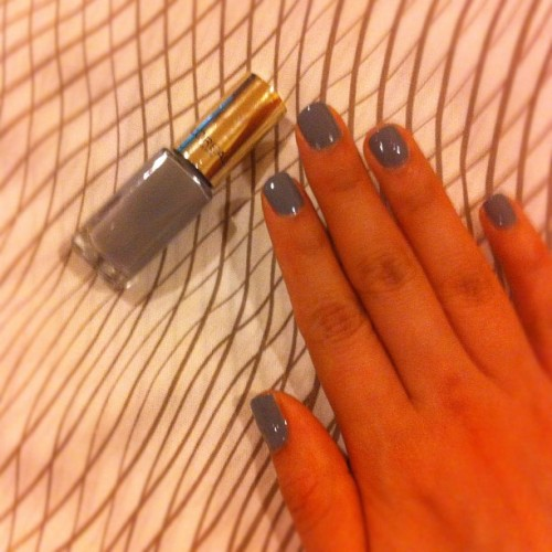Luggage friendly nail colour!  (Taken with Instagram)