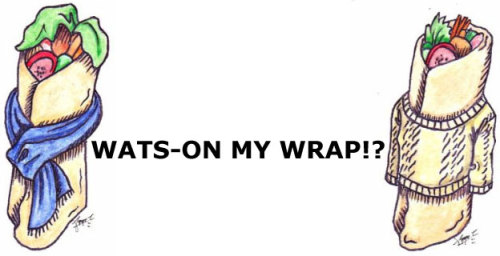 Speedy's Cafe Competition!Your wrap creation could become the 'Watson Wrap' - which will added to the Speedy's Cafe menu along side the 'Sherlock Wrap'. For full details click here.