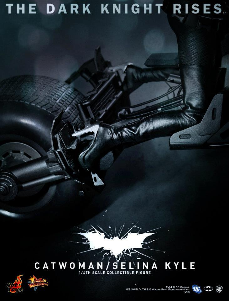 [TEASER] The Dark Knight Rises: Catwoman - Hot Toys