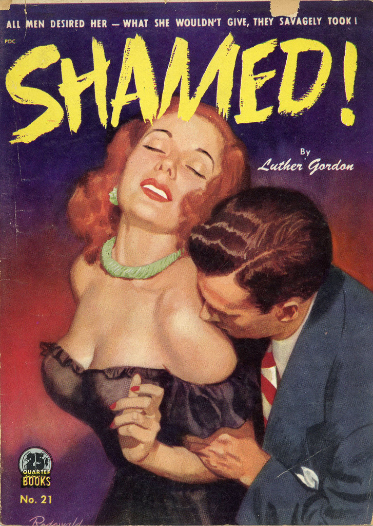 Shamed by Luther Gordon (1949), only a quarter