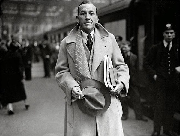 Vintage Fashion - Noel Coward