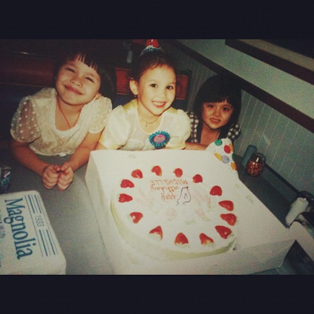 AWWH look what I found! me, shell and @lienybean (Taken with Instagram)