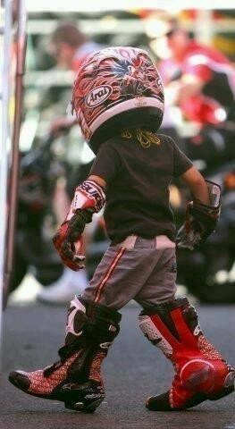 My kid will be this cool.