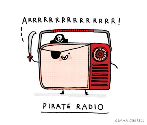 laughingsquid:  Pirate Radio
