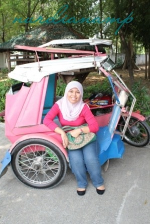 Tricycles (motorcycles with a sidecar attached) are especially for short trips) View Postshared via WordPress.com