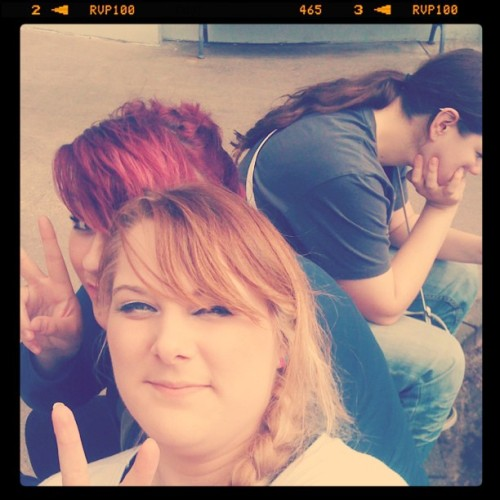 In Movie Park with @waruizm and @fantasticake <3 (Wurde mit Instagram aufgenommen)