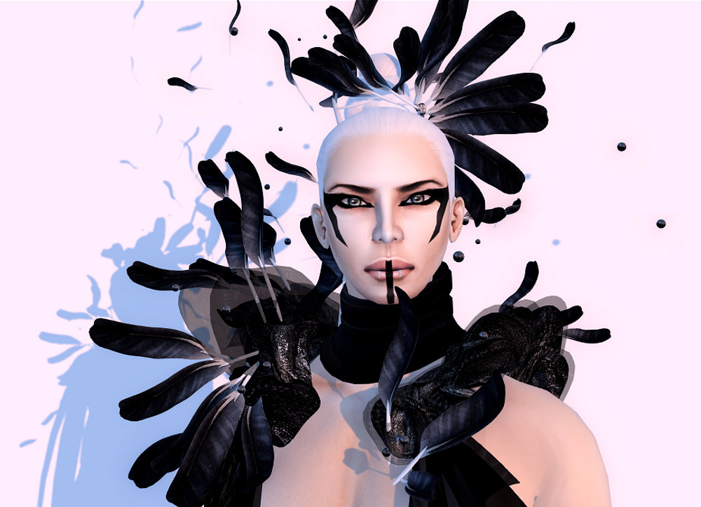 "Check out the Second Life Pic of the Day, ""MVW Avantgarde Styling"", photo by Winter Jefferson. Don't forget to check out Second Life on Tumblr, Facebook and Google Plus! http://bit.ly/MMkaVi"