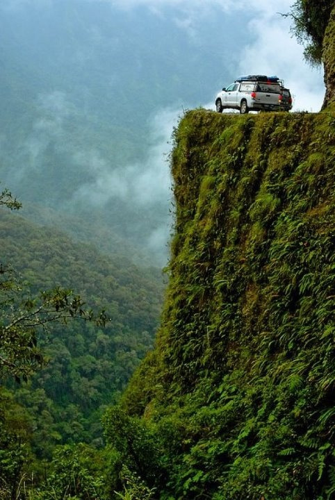 HighwayOfDeath,Bolivia