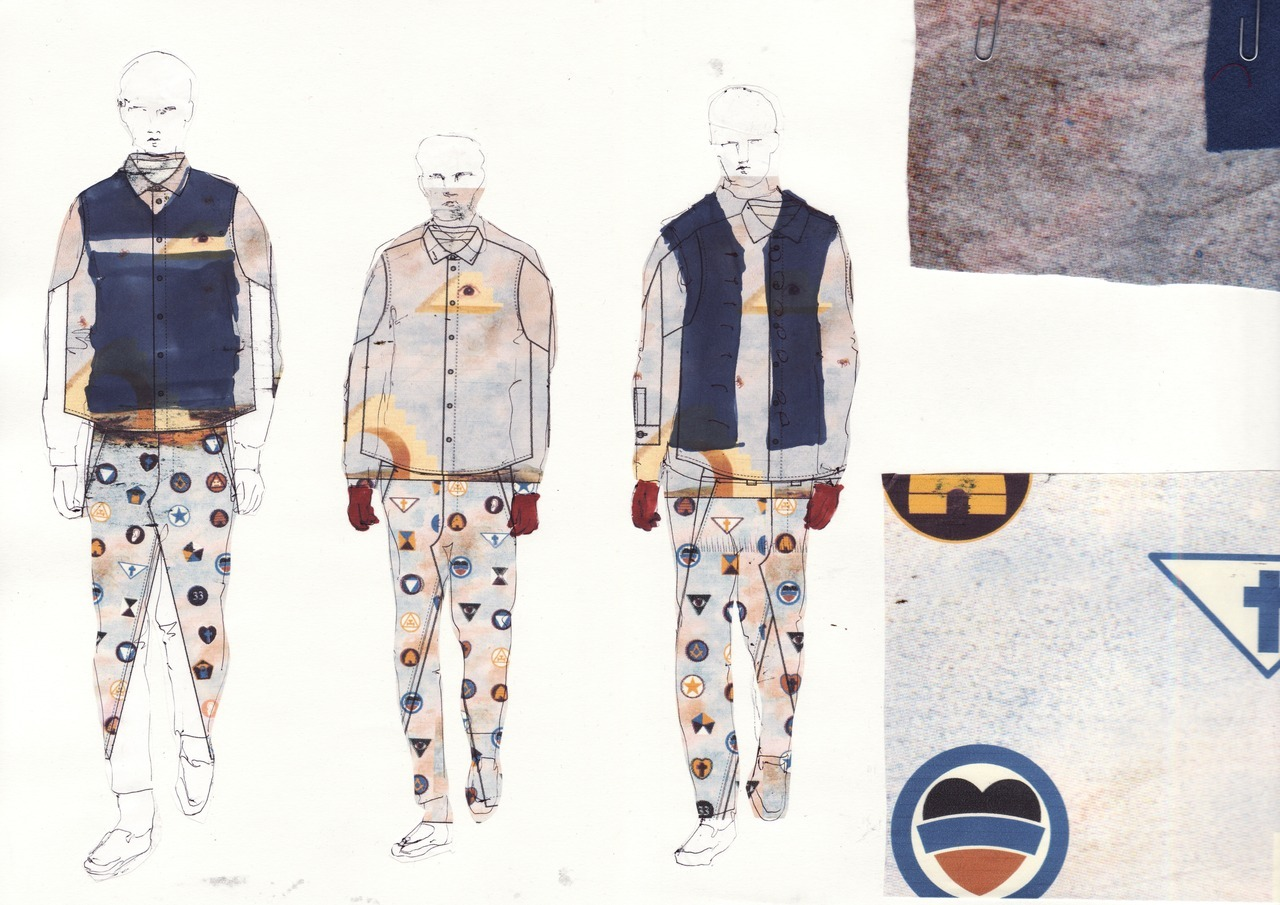 Design Development - Look 2