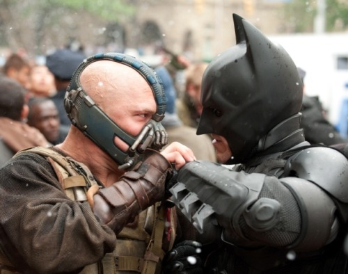 Sneak peaks: The Dark Knight Rises // Ron Phillips