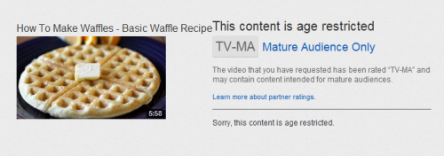 sodium-amytal:   must be some pretty intense waffles