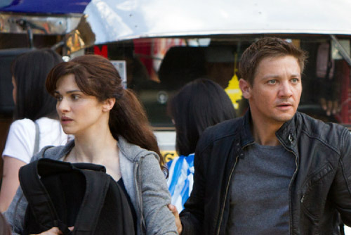 Second clip from The Bourne Legacy: watch now The Bourne Legacy has released a second official clip online just 24 hours after the first one, showing that Aaron Cross isn't only handy with his fists, he can also ride a motorbike like a champ!
