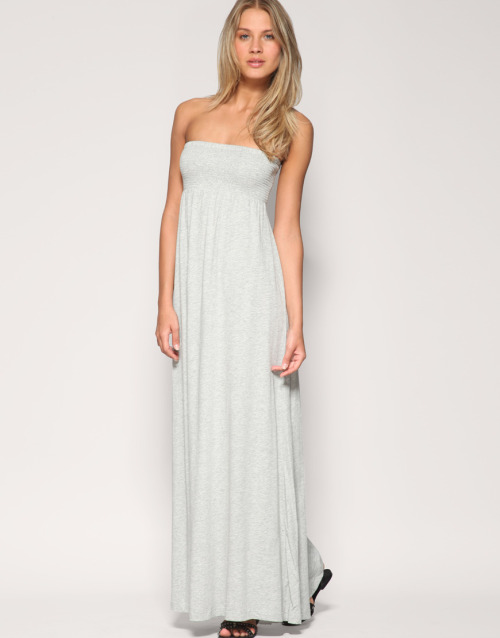 We love us a great maxi dress. This summer must-have is perfect for any occasion. Spice up a maxi with accessories, or slip on some gladiators for an easy, causal look.
