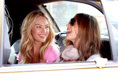 ohhmygossip:  miel-doux:  candice n behati, i love em  why are you so perfect???