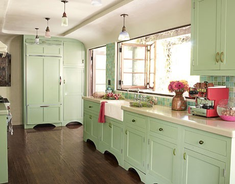 Lovely retro kitchen