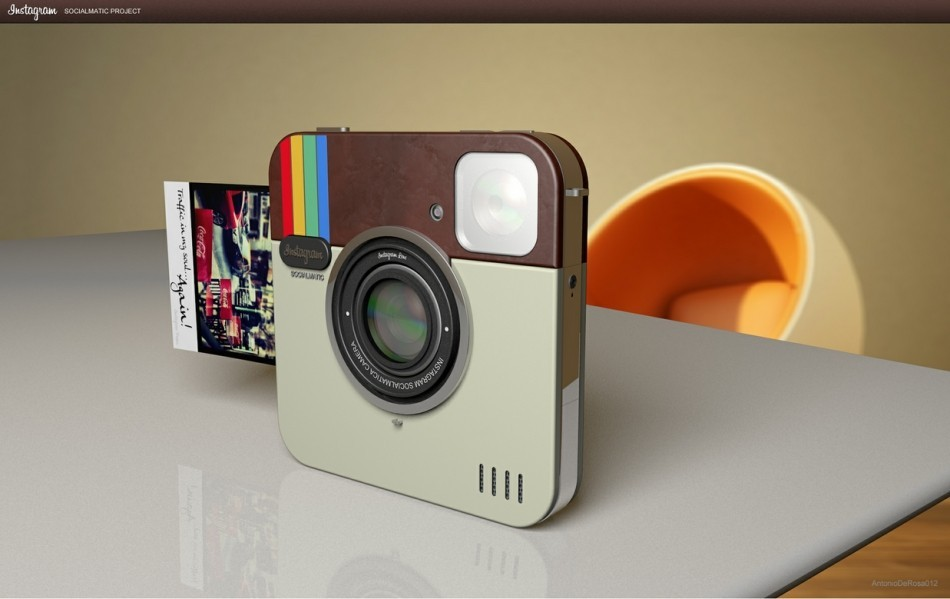 THE SOCIALMATIC: A prototype of the Instagram-inspired camera could be completed before the end of the year. For more info
