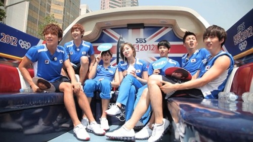 Source; SBS Good Sunday 'Running Man'  Running Man (Olympics Special) Photo Sketch: Doo Joon ^^