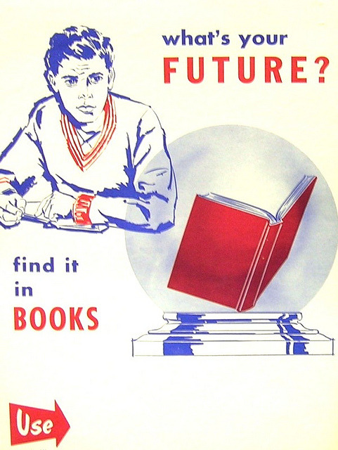 RETRO POSTER - What's in Your Future? by Enokson on Flickr.