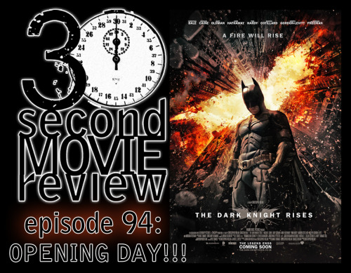 "Wonka's 30 Second Movie Review. Episode 94: ""The Dark Knight Rises"" (2012)http://www.keek.com/!fSanaab"
