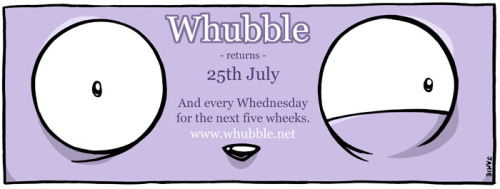 Whubble returns!