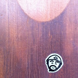 monkey-seesaydo:  Sticker.