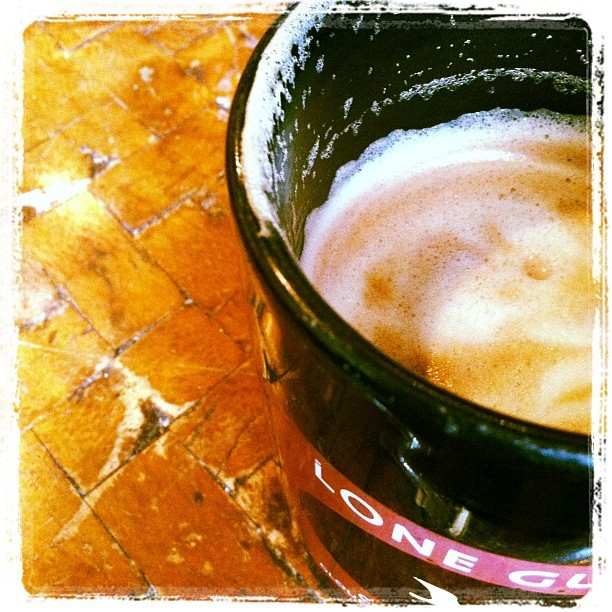 Bliss in a mug (Taken with Instagram)