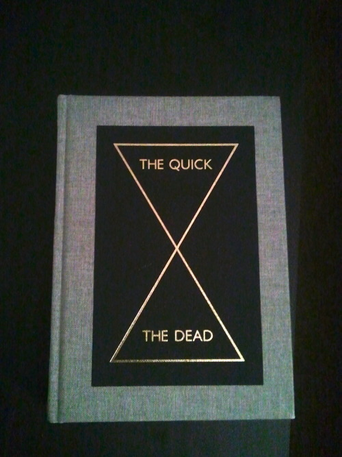 The Quick and the DeadPeter EleeyReally enjoying this book lately. Exhibition publication of the same name. Library copy. I'll get my own soon. Handsome looking book which helps.
