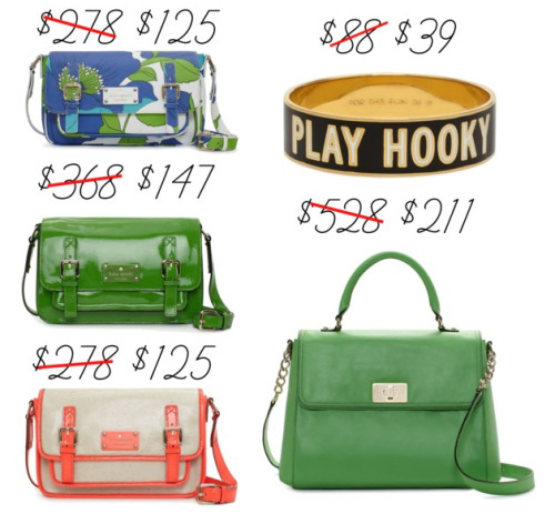 Kate Spade Sale! (via Lovely At Your Side: Lovely Sale)