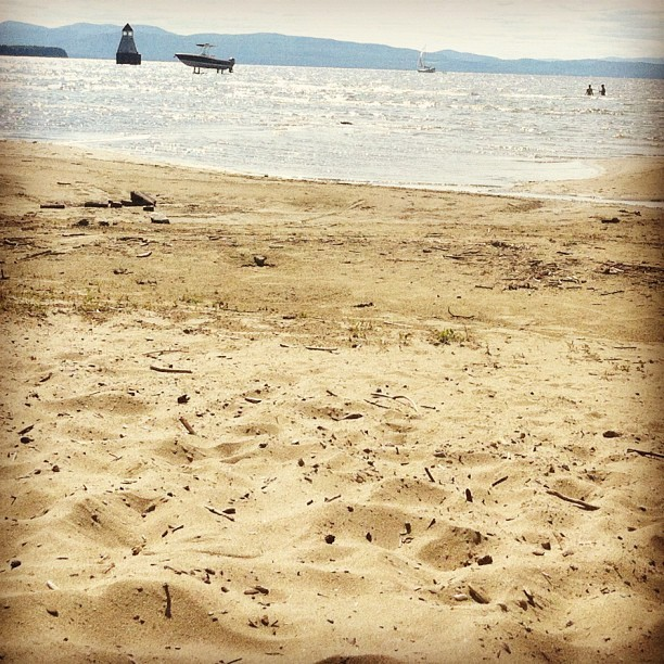 Beach day (Taken with Instagram)