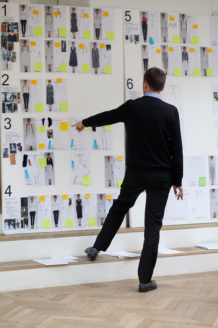no-think:  Raf Simons, l'art de créer     I